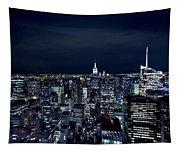 New York Evening Tapestry