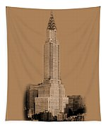 New York Landmarks 1 Tapestry