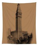 New York Landmarks 2 Tapestry