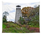 New York Lighthouse Tapestry