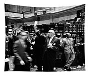 New York Stock Exchange 1963 Tapestry