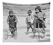 New York Street Kids - 1909 Tapestry