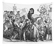 New York: Washington, 1776 Tapestry
