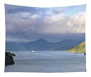 New Zealand Ferry  Tapestry