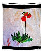 Newfoundland Pitcher Plant Tapestry