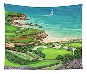 Newport Coast Tapestry