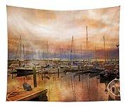 Newport Rhode Island Harbor I Tapestry
