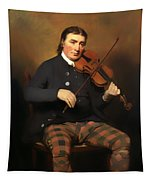 Niel Gow - Violinist And Composer Tapestry