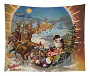 Night Before Christmas Tapestry