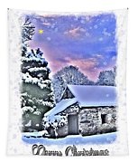 Christmas Card 27 Tapestry
