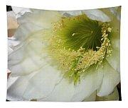 Night Blooming Cereus Cactus Tapestry