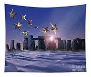 Night Cometh Tapestry