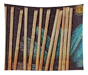 Night On The Bread Stick Planet Tapestry