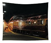 Night Train Tapestry