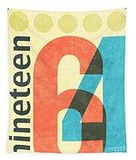 Nineteen 64 Tapestry
