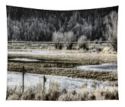 Nisqually Nest Boxes Tapestry