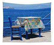 Nisyros Taverna Tapestry
