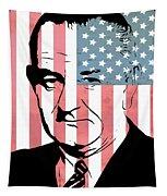 Lyndon Johnson Tapestry