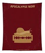 No006 My Apocalypse Now Minimal Movie Poster Tapestry