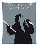 No047 My Alice Cooper Minimal Music Poster Tapestry