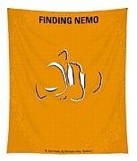 No054 My Nemo Minimal Movie Poster Tapestry