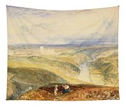 No.0572 Richmond, Yorkshire, C.1825-28 Tapestry
