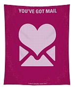 No107 My Youve Got Mail Movie Poster Tapestry