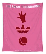 No320 My The Royal Tenenbaums Minimal Movie Poster Tapestry