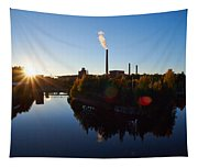 Nokia Paper Mill Tapestry