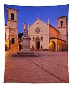 Norcia Umbria Tapestry