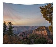 North Rim Sunrise 1 - Grand Canyon National Park - Arizona Tapestry