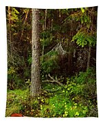 Northern Forest 1 Tapestry