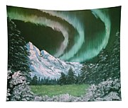 Northern Lights - Alaska Tapestry