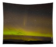Northern Lights And Myriad Of Stars Tapestry