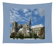 Notre Dame Cathedral Tapestry