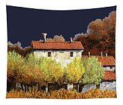 Notte In Campagna Tapestry