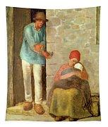 Nourishment, 1858 Tapestry