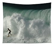 Nowhere To Hide Nowhere To Swim Tapestry