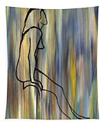Nude 14 Tapestry
