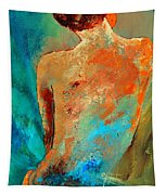 Nude 453140 Tapestry