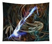 Nude Stretch 0724 Tapestry
