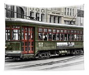Number 965 Trolley Tapestry