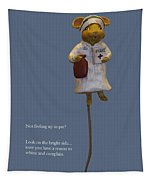Nurse Mouse Tapestry