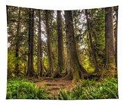 Nursery Log Tapestry