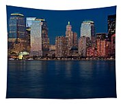 Nyc Pano Tapestry