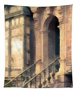 Nyc Walkup Phone Case Aspect Tapestry