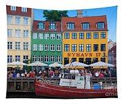 Nyhavn 17 Tapestry