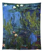 Nympheas Tapestry by Calude Monet