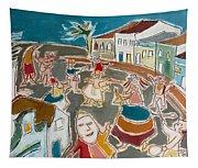 O Bumba-meu-boi Tapestry