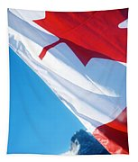 O Canada Tapestry